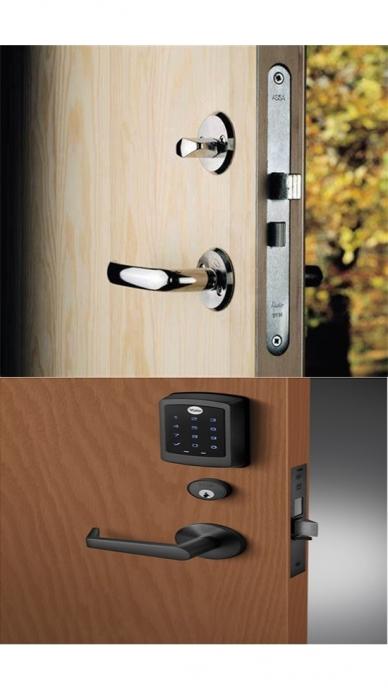 Padidinto saugumo durys 2